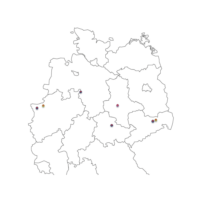 Show Map Of Germany.Germany Map Excel