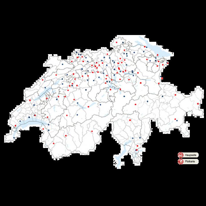 Plz Karte Schweiz.Plz Karte Schweiz