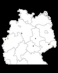 Deutschland Karte Excel