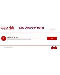 Raw Data Generator