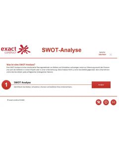SWOT-Analyse (Excel-Tool)